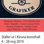 GKG KIRUNA KONSTHALL 2019