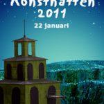 Konstnatten i Falun 2011